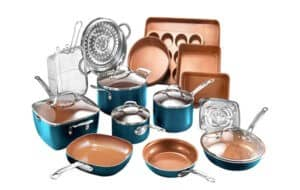 Gotham Steel Cookware & Bakeware Set