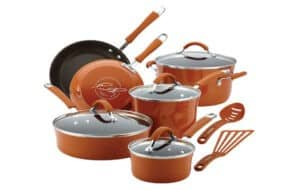Rachael Ray 16328 Cucina Pots And Pans Set