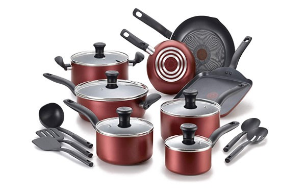 T-fal B209SI Initiatives Best Non-stick Cookware Sets