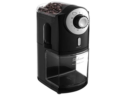 BELLEMAIN Burr Coffee Grinder Review