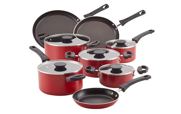 Nonstick Cookware Pots and Pans Set
