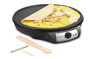 iSiLER Nonstick Electric Pancakes Maker