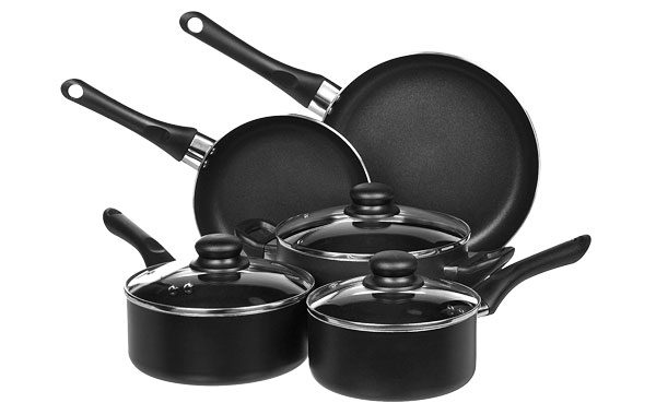 8-piece Non-stick Kitchen Cookware Set