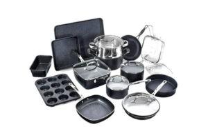 Non-stick Cookware & Bakeware Set
