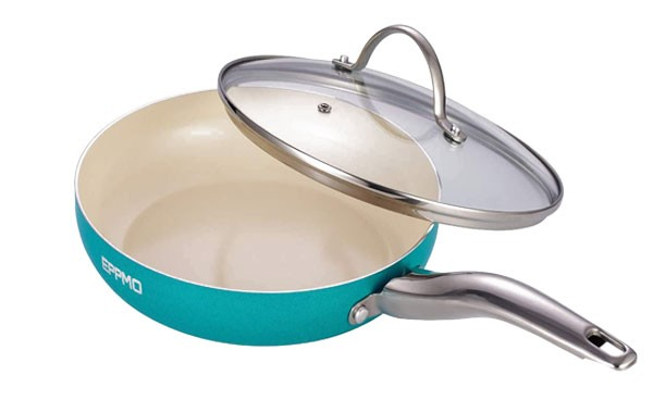 12 Inch Nonstick Ceramic Frying Pan