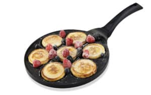 Gourmia Emoji Smiley Face Pancake Pan