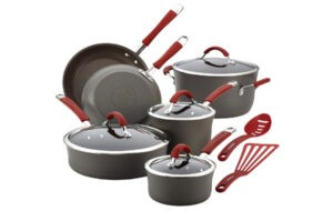 Rachael Ray 87630 Cucina Hard-Anodized Set