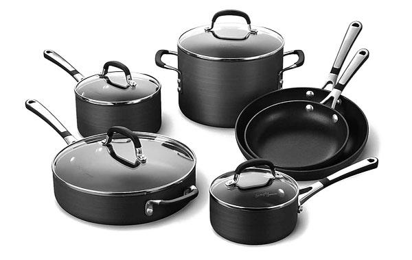 Calphalon Simply Non-stick cookware Set
