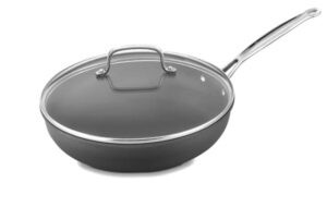 Classic Nonstick Hard-Anodized 12-Inch