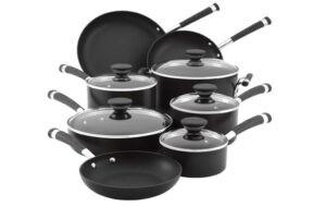 Circulon 83465 Acclaim Cookware Pots and Pans Set