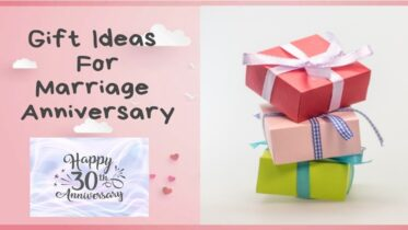 Top 10 Outstanding Anniversary Gift Ideas for your 30th Anniversary