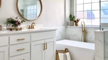 How To Keep Your Bathroom Vanities Germ Free?