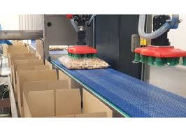 End of line packaging automation