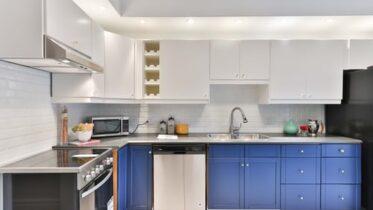 Top 10 kitchen cabinet designs