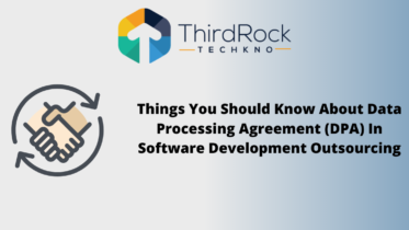 Data Processing Agreement (DPA) In Software Development Outsourcing