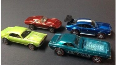 Most Expensive Hot Wheels Cars